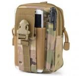 """Противоударный чехол Military Tactical Bag для смартфонов 5.7"""" (Тип-5)"""