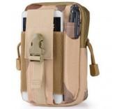 """Противоударный чехол Military Tactical Bag для смартфонов 5.7"""" (Тип-3)"""