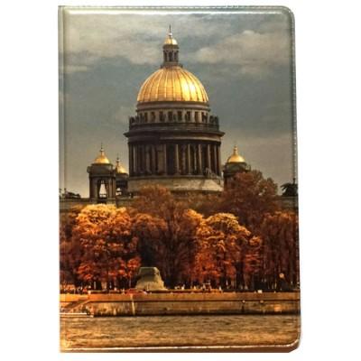 Купить Обложка для паспорта Золотая осень с доставкой по России