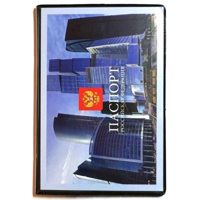 Купить Обложка для паспорта Российская Федерация с доставкой по России