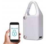 Умный Bluetooth замок Nathslot Smart Lock с функцией сигнализации для багажа