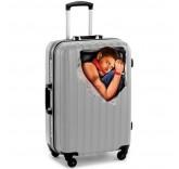 Наклейка на чемодан Похищение жениха