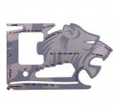 Мультитул Tiger - 18 разных инструментов в одном изделии