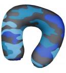 Подушка для путешествий Камуфляж