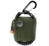 Набор для выживания Paracord Survival Kit 23 in 1