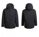 Куртка с подогревом Xiaomi CottonSmith 2 in 1 multi-zone heating smart down jacket (size-L)