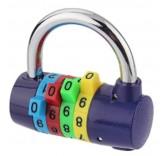 Кодовый замок для шкафчика Padlock Gym Code Lock 150G