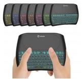 Воздушная мышь с клавиатурой Vontar D8 (Русские буквы)