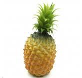 Искусственный ананас для фотосъемки и декора, муляж фрукта 27 см