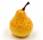 Искусственная карликовая груша для фотосъемки и декора, муляж фруктов 3,8 см