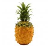 Искусственный ананас для фотосъемки и декора, муляж фрукта 24 см