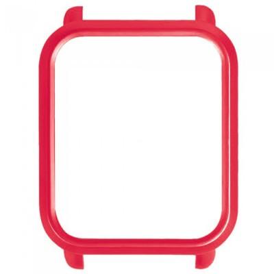 Купить Накладка на корпус для Xiaomi Amazfit Bip (розовая) с доставкой по России