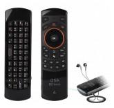 Беспроводная клавиатура + мышь + пульт + аудио Rii mini i25A