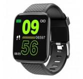 Smart часы Smarterra Fitmaster Aura (черные)