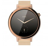 Умные часы Motorola Moto 360 v2 female 42mm leather (Rose gold)