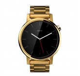 Умные часы Motorola Moto 360 v2 Steel 46mm Gold