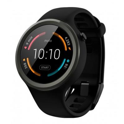 Купить Умные часы Motorola Moto 360 Sport с доставкой по России