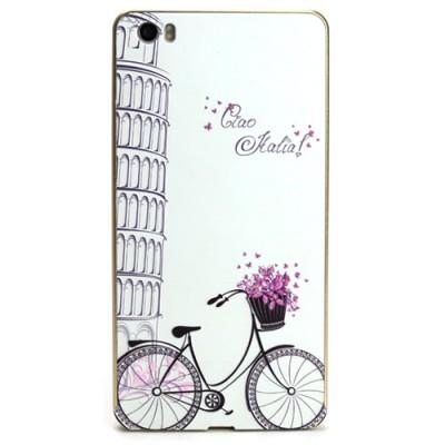 Купить Алюминиевый чехол-бампер для Xiaomi Mi Note (Лето) с доставкой по России