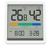 Часы с датчиком температуры и влажности Xiaomi MIIIW NK5253 Temperature Humidity Cloc