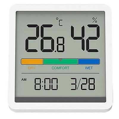 Купить Часы с датчиком температуры и влажности Xiaomi MIIIW NK5253 Temperature Humidity Cloc с доставкой по России