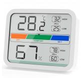 Цифровой термометр и гигрометр Xiaomi Miiiw