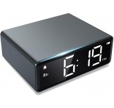 Настольные электронные часы NOKLEAD с беспроводной зарядкой