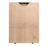 Бамбуковая разделочная доска Yi Wu Yi Shi Bamboo Cutting Board