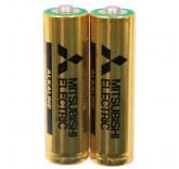 Батарейки Mitsubishi Electric AA/LR6 (2шт)