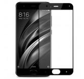 Защитное стекло с рамкой для Xiaomi Mi6 (Black)