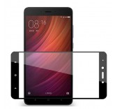Защитное стекло для Xiaomi Redmi 5A (Черное)
