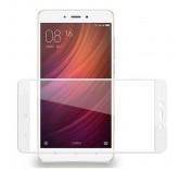 Защитное стекло для Xiaomi Redmi 5A (Белое)