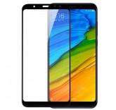 Защитное стекло с рамкой для Xiaomi Redmi Note 5 (Black)