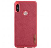 Силиконовый чехол-бампер для Xiaomi Mi A2 Lite (Красный)
