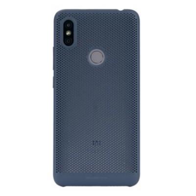 Купить Пластиковый бампер для Xiaomi Redmi S2 (Синий) с доставкой по России