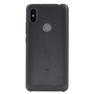 Купить Пластиковый бампер для Xiaomi Redmi S2 (Черный) с доставкой по России