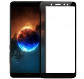 Защитное стекло с рамкой для Xiaomi Redmi S2 (Black)