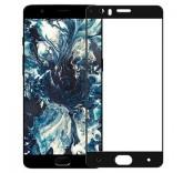Защитное стекло для OnePlus 5 с рамкой (Черное)