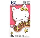 "Декоративная защитная пленка ""Котенок"" (для Xiaomi Mi2)"