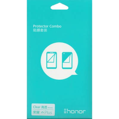 Купить Пленка защитная для Huawei Honor 6 plus (оригинальная) с доставкой по России