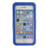 Чехол LifeProof для iPhone 6 plus для съемки под водой синий