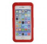 Чехол LifeProof для iPhone 6 plus для съемки под водой красный