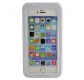Чехол LifeProof для iPhone 6 plus для съемки под водой белый