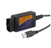 USB Сканер для диагностики автомобиля OBD2 ELM327