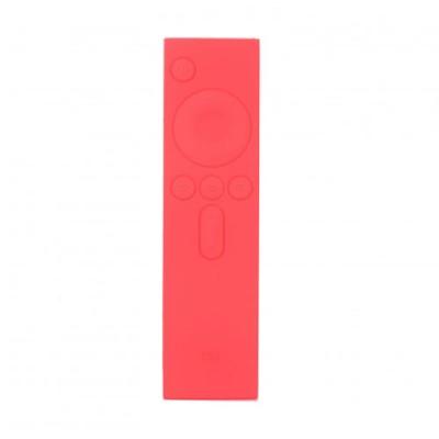 Купить Силиконовый чехол для пульта ТВ приставки Xiaomi Mi Box (Красный) с доставкой по России