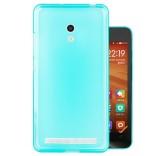 Силиконовый чехол для Asus Zenfone 6 синий