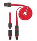 Data кабель для IOS и Android (2 в 1)