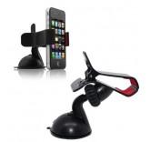 Автомобильный держатель для смартфонов универсальный