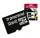 Карта памяти Transend 32GB Class 10